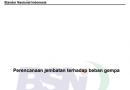 SNI 2833-2016 Perencanaan Tahan Gempa untuk Jembatan